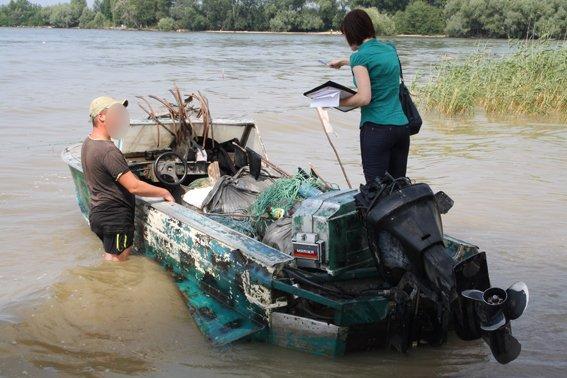 Більше 200 кілограмів риби вилучили правоохоронців у браконьєрів на Полтавщині. Фото (фото) - фото 1