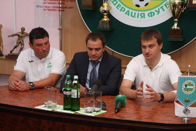 Сергей Березенко подарил новую форму игрокам сборной Украины среди диабетиков, фото-1