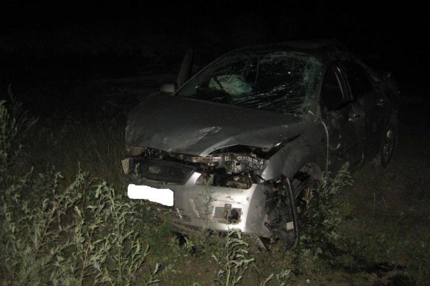 Под Белгородом в ДТП погиб 19-летний водитель «девятки» (фото) - фото 1