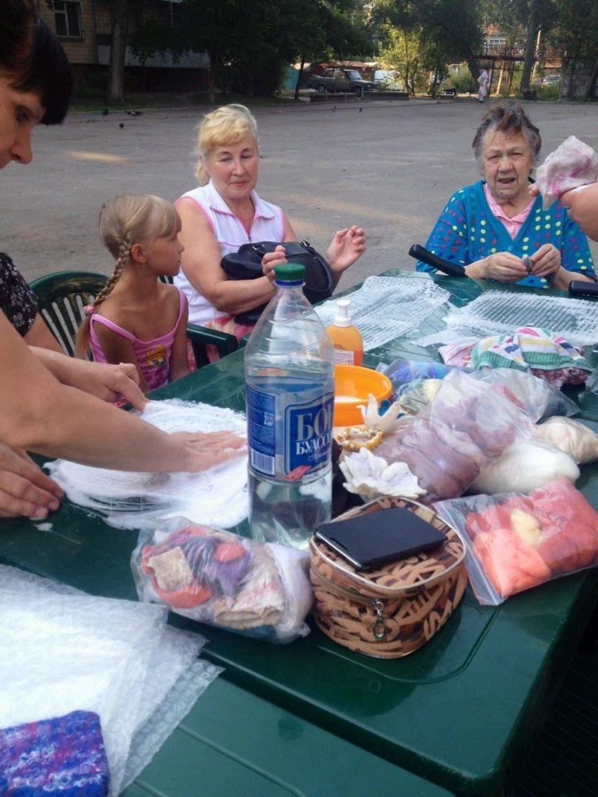 В Днепропетровске стартовала социальная инициатива для пенсионеров «Здоровый город» (ФОТО), фото-3