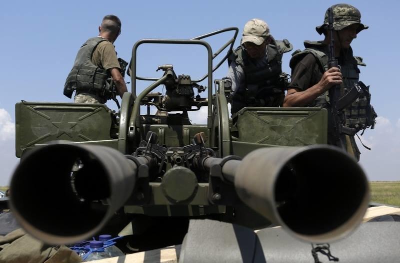 Под Мариуполем учились стрелять из «Стрелы» (ВИДЕО+ФОТО) (фото) - фото 1