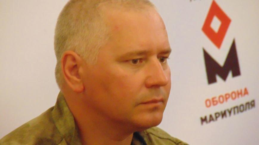 Бойцы «Донбасса» призвали ОБСЕ установить постоянный пост миссии в Широкино (ФОТО) (фото) - фото 1