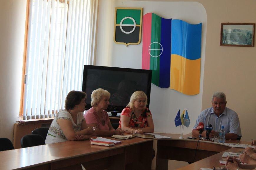Артемовские проекты ПРООН уже дошли до Киева, фото-1
