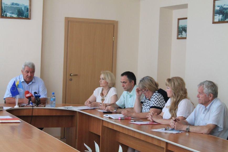 Артемовские проекты ПРООН уже дошли до Киева, фото-2