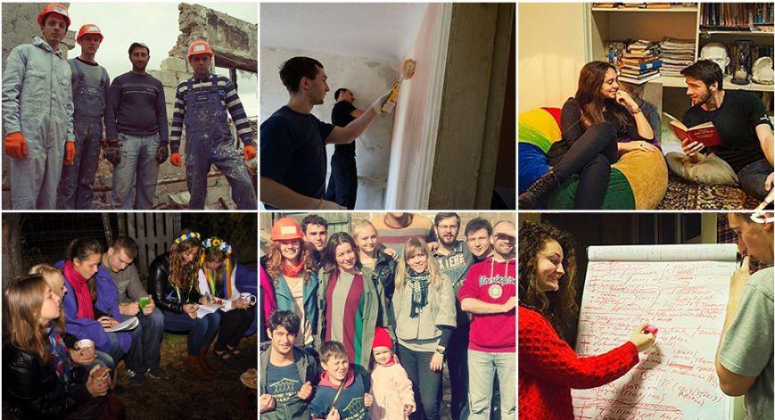 Жители Красноармейска и Димитрова присоединяйтесь - «Строим Украину вместе», фото-1