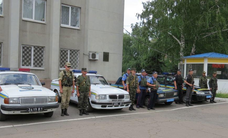 В Красноармейске прошел традиционный пятничный инструктаж правоохранителей, фото-3