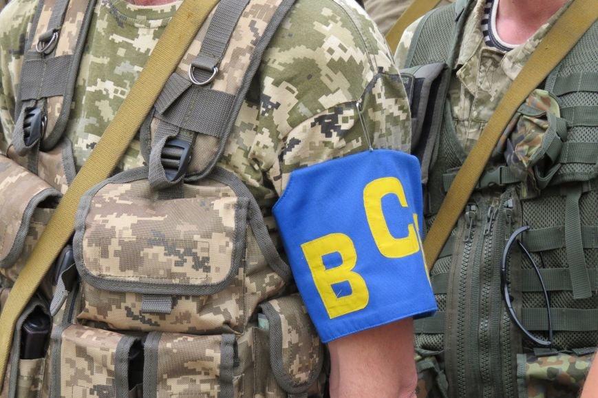 В Красноармейске прошел традиционный пятничный инструктаж правоохранителей, фото-5