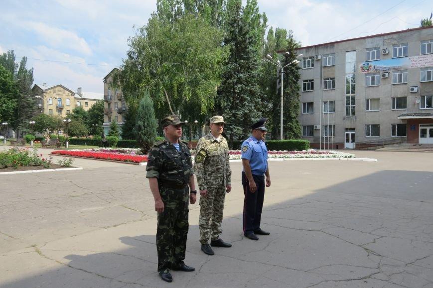 В Красноармейске прошел традиционный пятничный инструктаж правоохранителей, фото-1