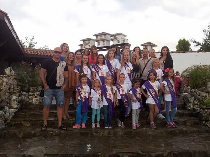 Маленькая мариупольчанка  представила город на  «Мини Мисс Мира -2015» в Болгарии (ФОТО) (фото) - фото 3