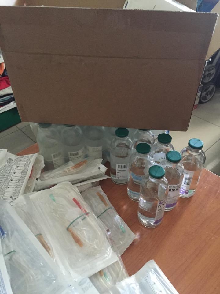 В больницу Мариуполя доставили ребенка, раненого под Волновахой (ФОТО), фото-2