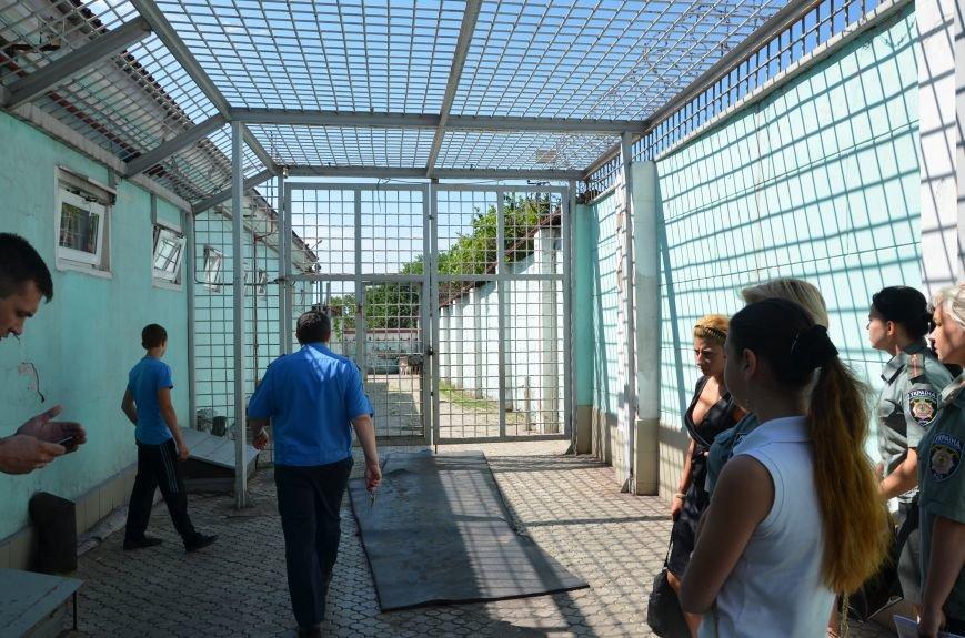 Мариупольским подросткам показали, что скрывается за колючей проволокой (ФОТО+ВИДЕО), фото-10
