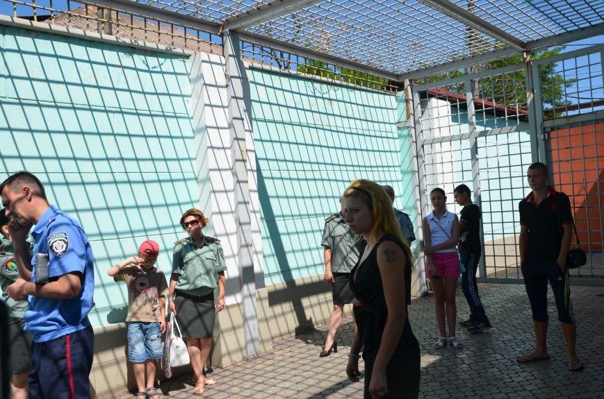 Мариупольским подросткам показали, что скрывается за колючей проволокой (ФОТО+ВИДЕО), фото-11