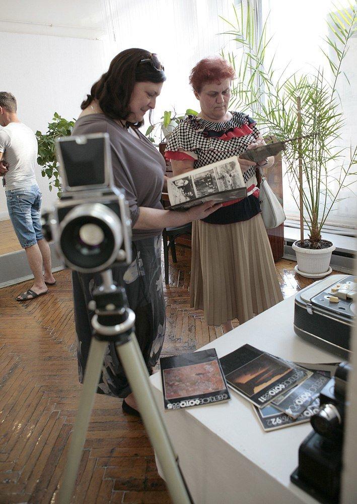 В Волжском открылась выставка «Made in USSR» (фото) - фото 1