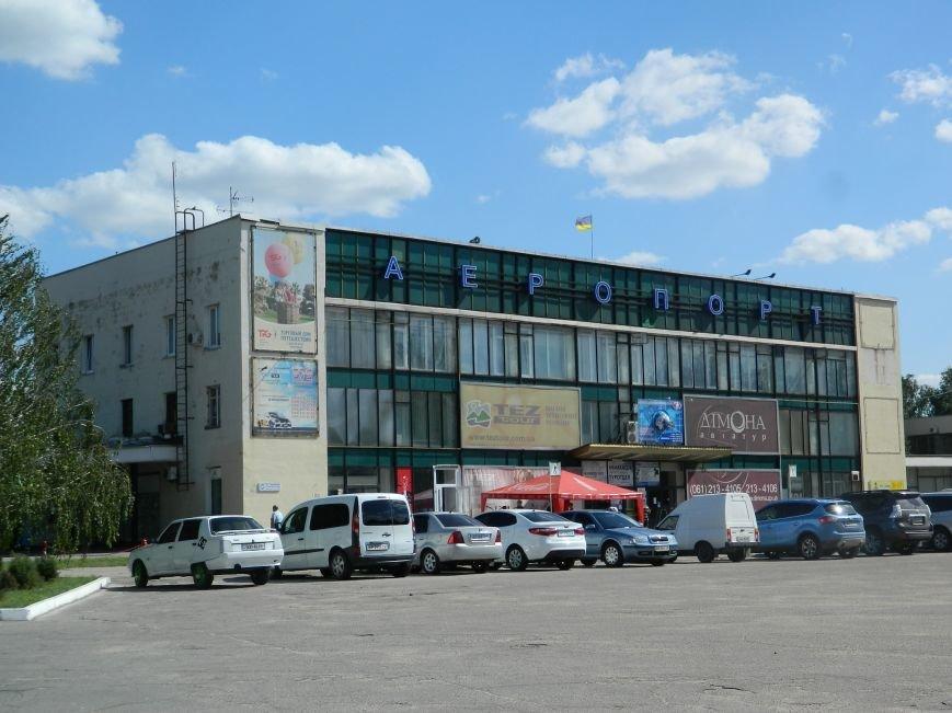 Запорожье встречает гостей рекламой Москвы, серпом-молотом и выцветшим гербом (ФОТОРЕПОРТАЖ) (фото) - фото 26
