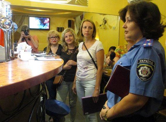 Проверка показала - кременчугские подростки чтут действующее законодательство (ФОТО) (фото) - фото 1