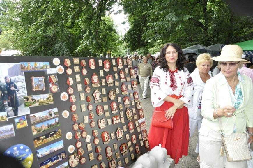 Волонтери організації «Буковина – українському війську» ярмаркували на користь бійців АТО, фото-4