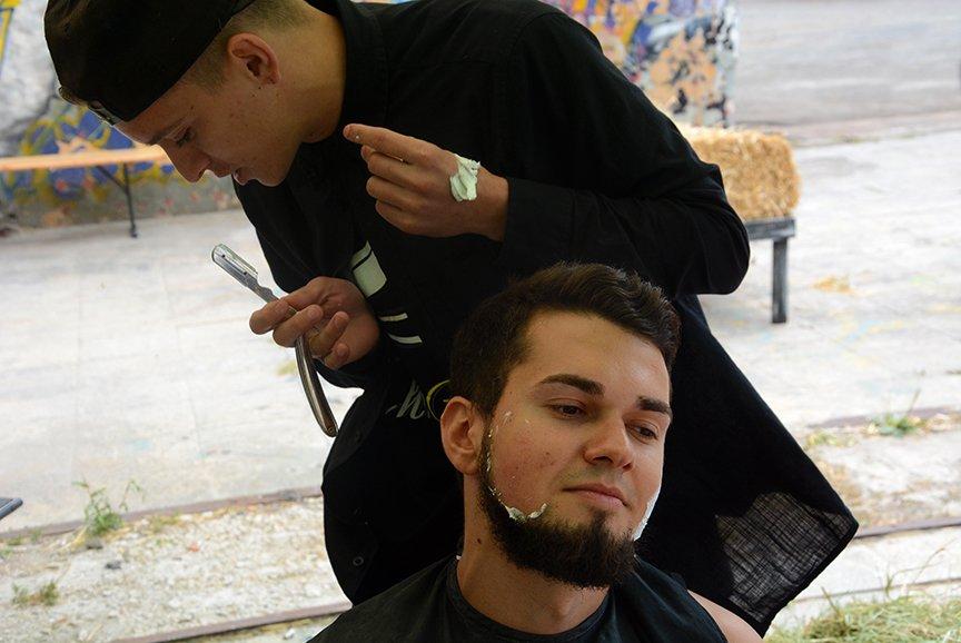 В Киеве прошел фестиваль бороды (ФОТОРЕПОРТАЖ) (фото) - фото 1