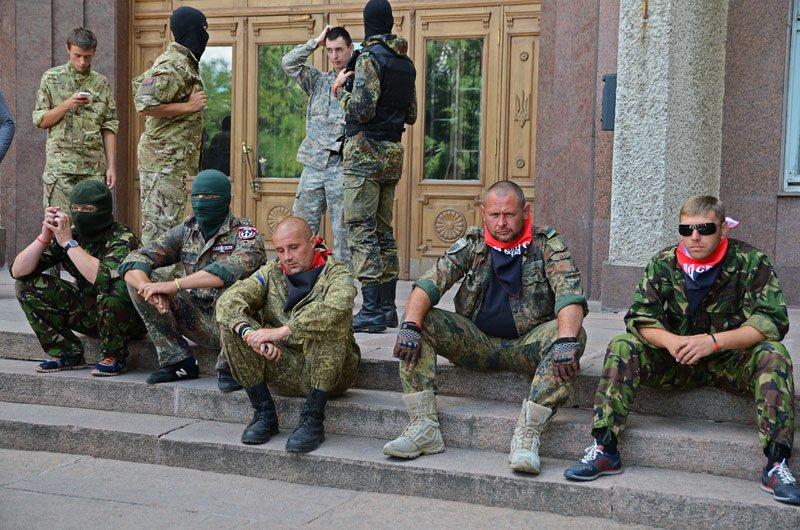 В Николаеве Правый Сектор заночует перед ОГА: пока не будут выполнены требования (ФОТО+ВИДЕО), фото-3