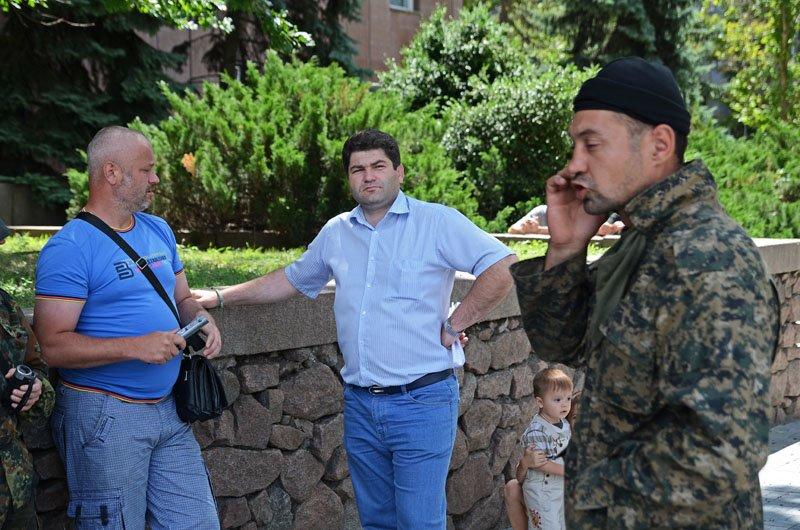 В Николаеве Правый Сектор заночует перед ОГА: пока не будут выполнены требования (ФОТО+ВИДЕО), фото-9