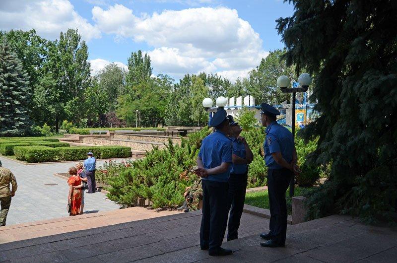 В Николаеве Правый Сектор заночует перед ОГА: пока не будут выполнены требования (ФОТО+ВИДЕО), фото-7