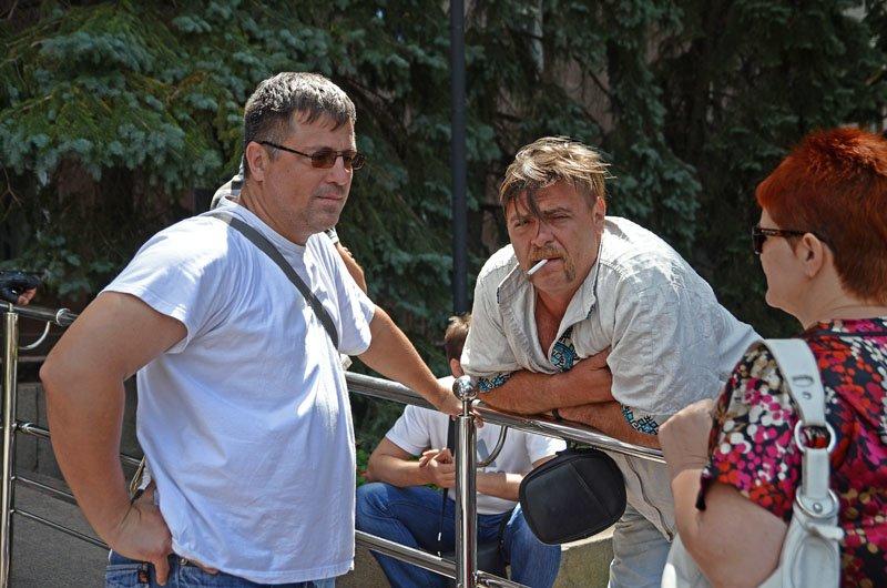 В Николаеве Правый Сектор заночует перед ОГА: пока не будут выполнены требования (ФОТО+ВИДЕО), фото-2