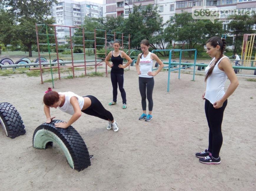 В Днепродзержинске прошла очередная пробежка в поддержку здорового образа жизни (фото) - фото 2