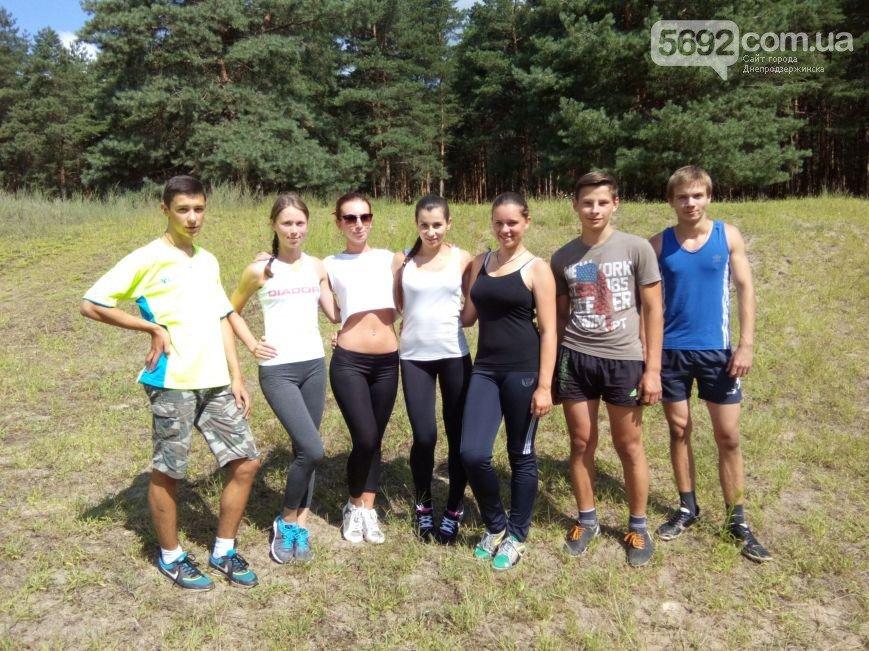 В Днепродзержинске прошла очередная пробежка в поддержку здорового образа жизни (фото) - фото 3