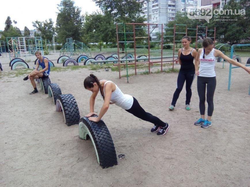 В Днепродзержинске прошла очередная пробежка в поддержку здорового образа жизни (фото) - фото 1