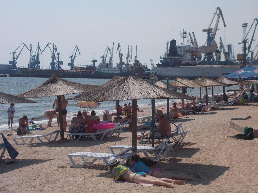 Курортный сезон в Бердянске набирает обороты (фото) - фото 2