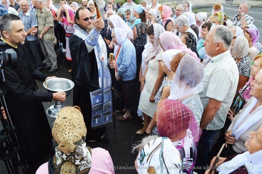 В Северодонецке провели Крестный ход за мир (ФОТО), фото-5