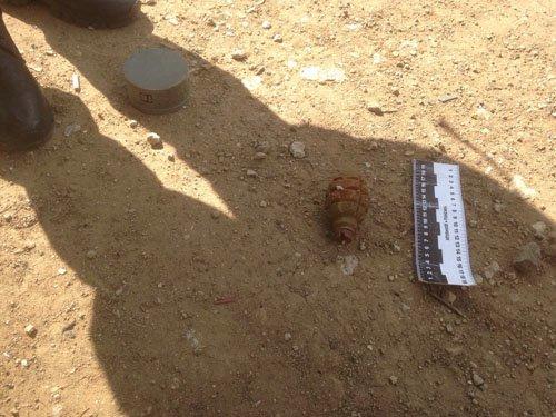 В туалете мариупольского автовокзала уборщица нашла гранату (ФОТО), фото-4