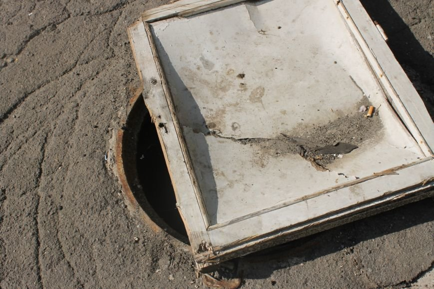 «Кривбассводоканал» выделил отдельный номер для сообщений об открытых колодцах (ФОТО), фото-5