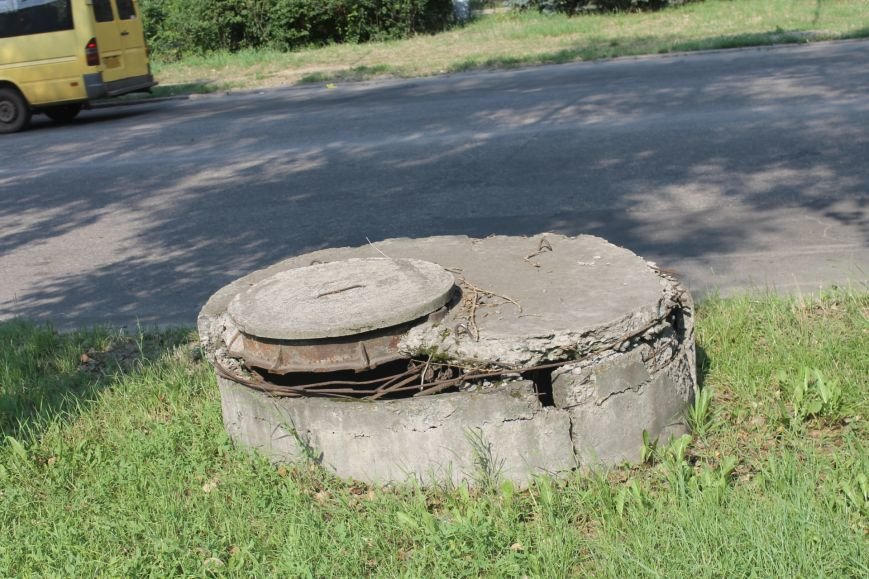 «Кривбассводоканал» выделил отдельный номер для сообщений об открытых колодцах (ФОТО), фото-4