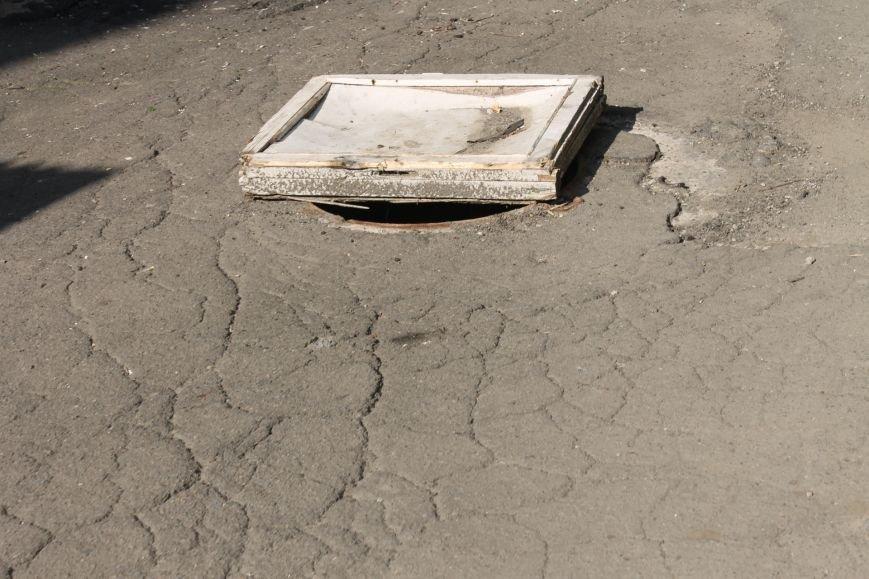 «Кривбассводоканал» выделил отдельный номер для сообщений об открытых колодцах (ФОТО), фото-7