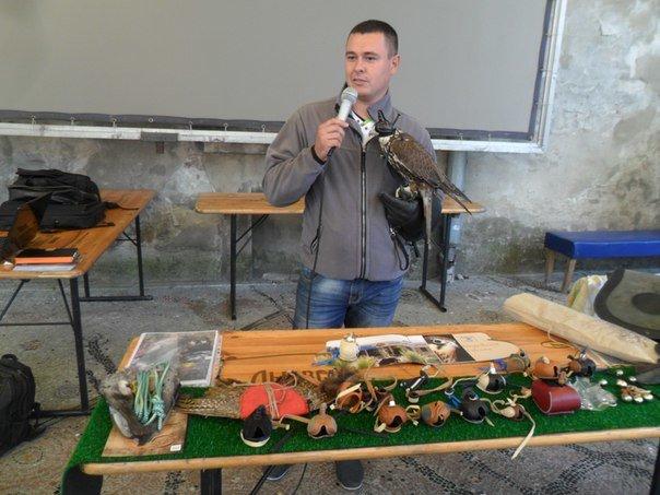 У Львові з'явився унікальний притулок для хижих птахів (ФОТО+ВІДЕО) (фото) - фото 1