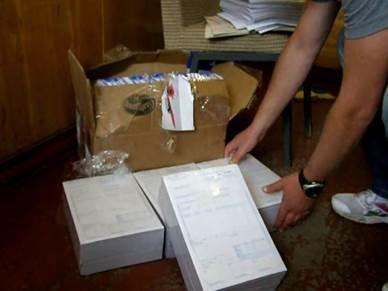 СБУ заблокировала механизм нелегальной торговли террористов из «ДНР» (ФОТО) (фото) - фото 1