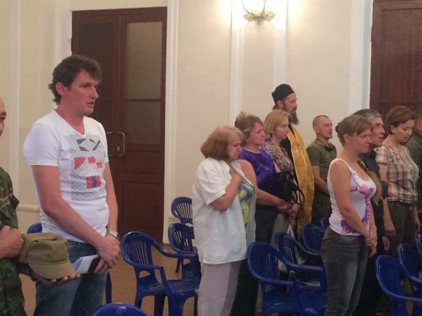 Отец погибшего киборга Андрея Миронюка получил награду в Мариуполе (ФОТО), фото-4