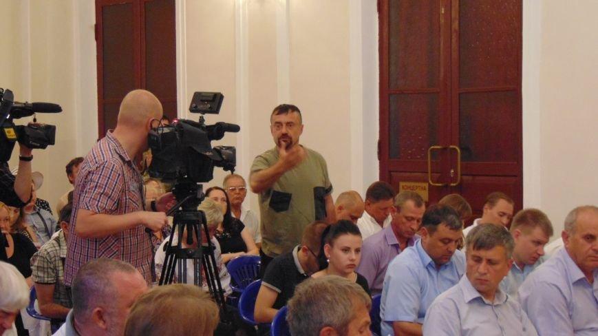 Руководство сектора «М» не несет персональной ответственности за отвод сил АТО со стратегической высоты в Широкино, - Водолазский (ФОТО) (фото) - фото 2