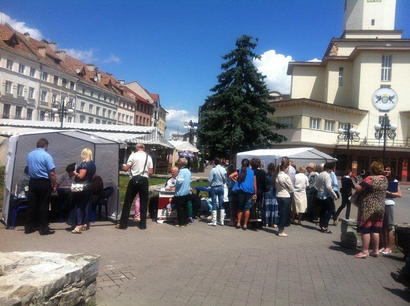 У Івано-Франківську провели акцію День здоров'я (ФОТО) (фото) - фото 1