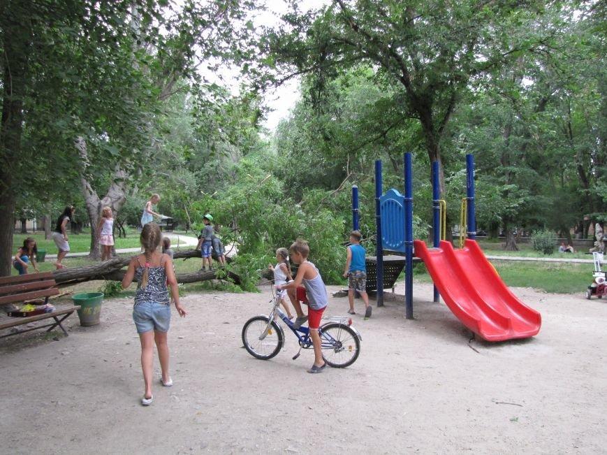 Феодосийские детишки чудом не пострадали! (Фото), фото-2