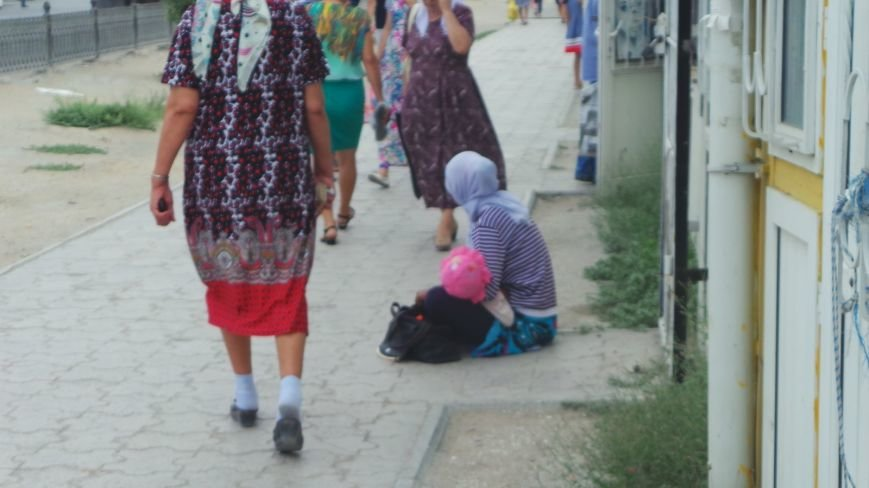 Бизнес на жалости в Актау, фото-1