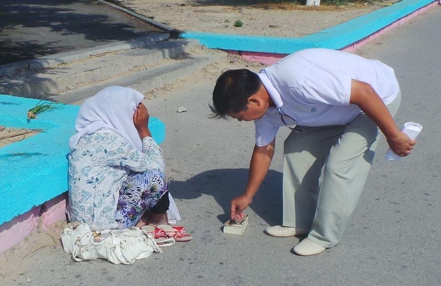 Бизнес на жалости в Актау, фото-5