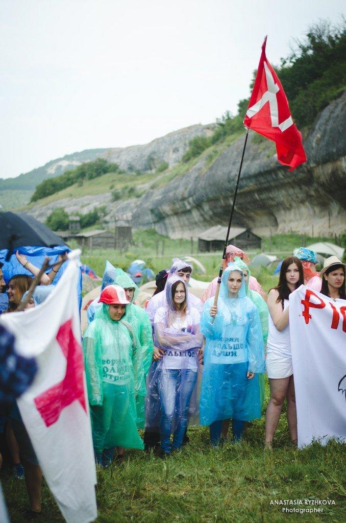 В Крыму в 16-й раз прошел севастопольский молодежный фестиваль «Студенческая республика» (ФОТО), фото-2