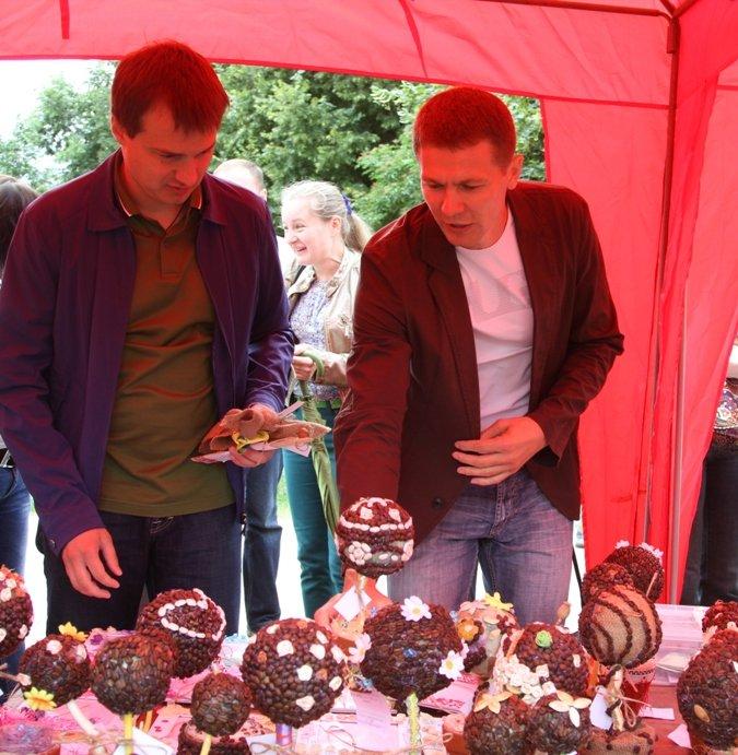В Чернигове состоялся благотворительный аукцион работ, которые смастерили ученики «Детской летней школы Волшебников», фото-5