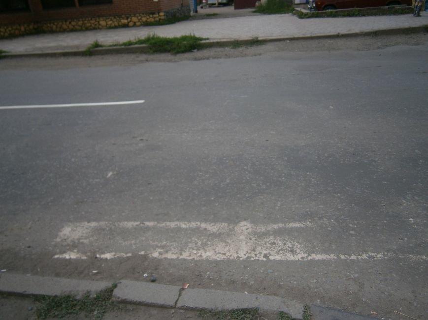 В Димитрове приступили к нанесению дорожной разметки (ФОТО) (фото) - фото 5