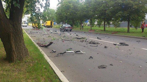 В Донецке совершено покушение на секретаря Захарченко (ФОТО) (фото) - фото 1