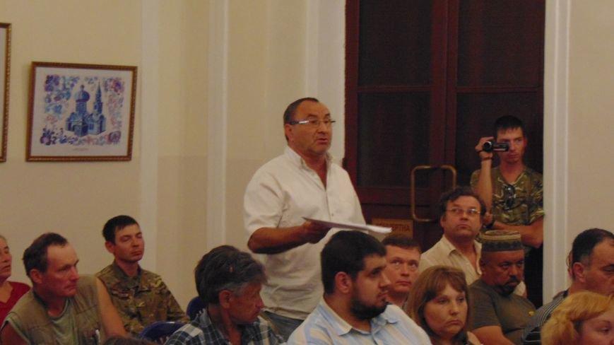 Жители Водяного пожаловались мэру Мариуполя на решение СНБУ (фото) - фото 2
