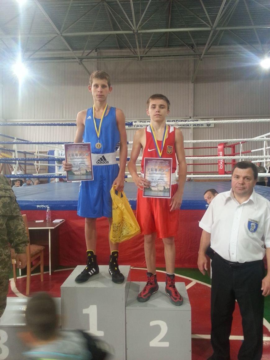Красноармейские боксеры-юниоры – снова лучшие, фото-1