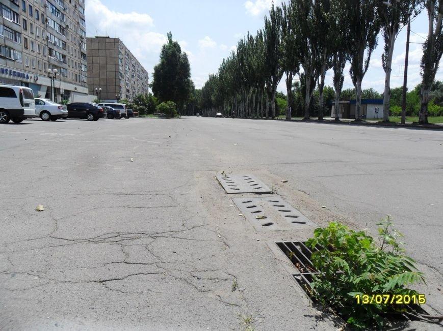 В «Кривбассводоканале» принимают заявки только о своих открытых люках (ФОТО) (фото) - фото 1