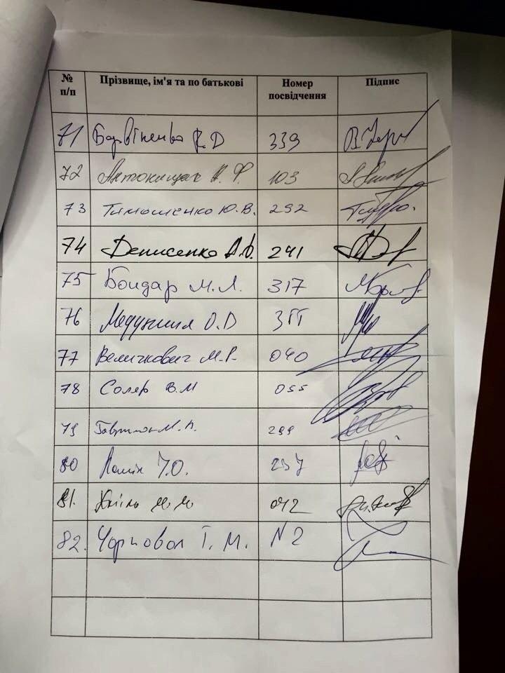 Нардепы от Кривого Рога не подписали постановление об отставке генпрокурора, фото-6